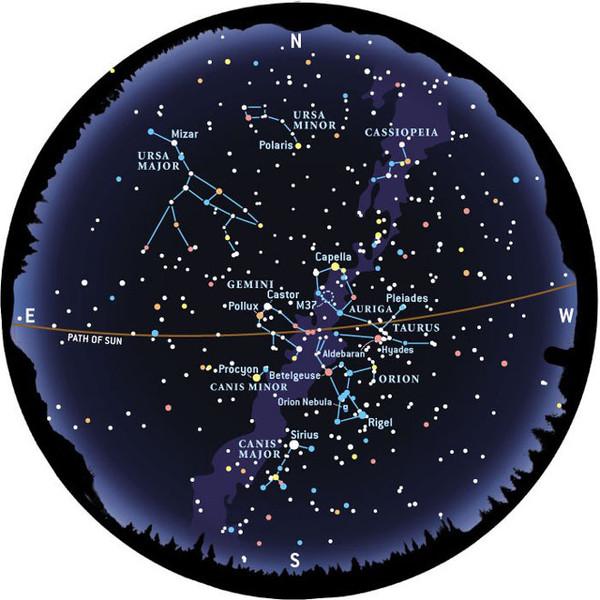 Constellation D Hiver